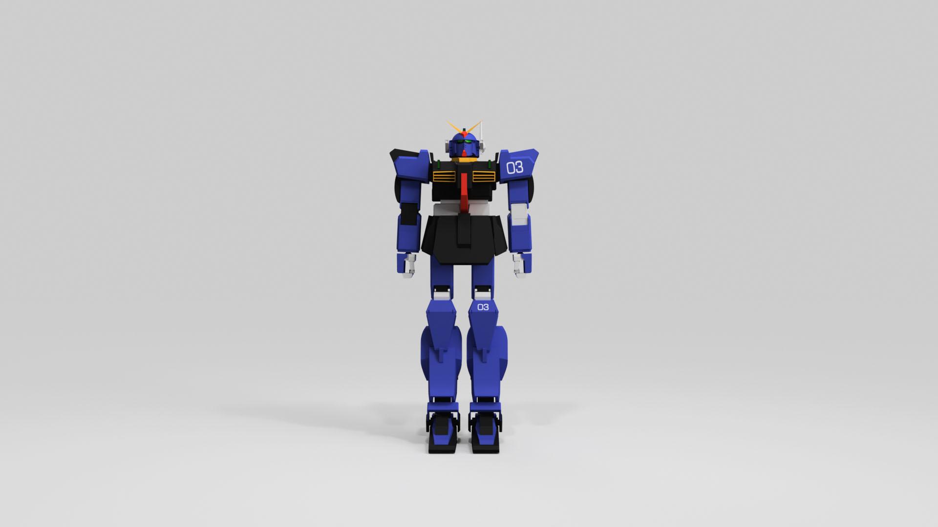 Gundam Titan 2